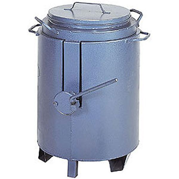 10 Gallon Tar Boiler Kit With Tap