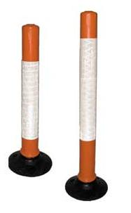 Cones Traffic Delineator (traffic Cylinder) 1m Tra10