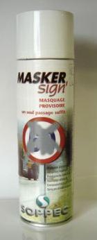Posts/ Accessories Sign Masking Spray 500ml Tra150